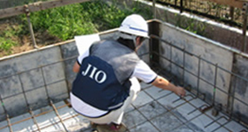 JIOによる検査